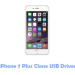Download iPhone 7 Plus Clone USB Driver