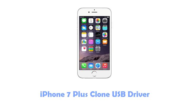 iPhone 7 Plus Clone USB Driver