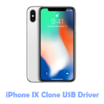 iPhone IX Clone USB Driver