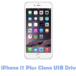 Download iPhone i7 Plus Clone USB Driver