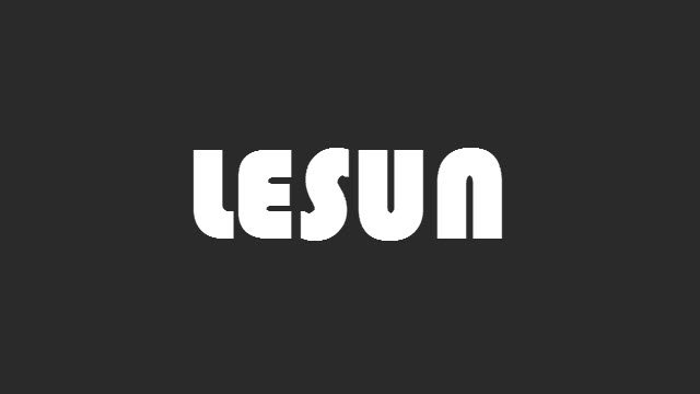 Lesun USB Drivers