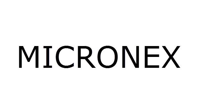 Micronex USB Drivers