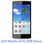 Download ASY Mobile ASY6 USB Driver