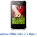 Download Adcom KitKat A35 USB Driver