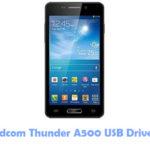 Adcom Thunder A500 USB Driver
