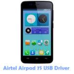Airtel Airpad 7S USB Driver