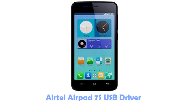 Download Airtel Airpad 7S USB Driver