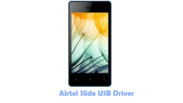 Download Airtel Slide USB Driver