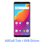 Download AllCall Tab 1 USB Driver