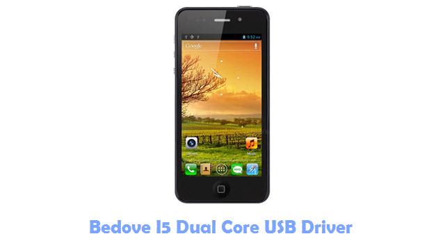 Download Bedove I5 Dual Core USB Driver
