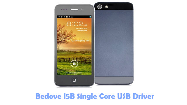 Download Bedove I5B Single Core USB Driver
