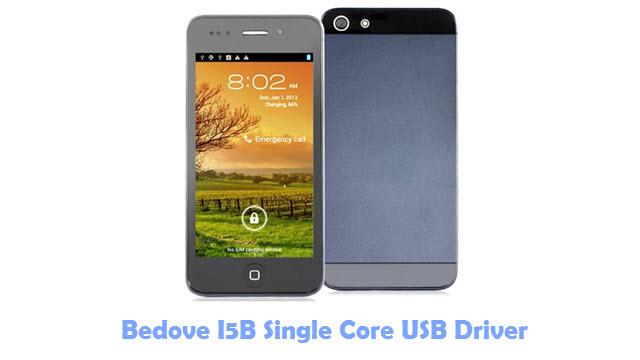 Bedove I5B Single Core USB Driver