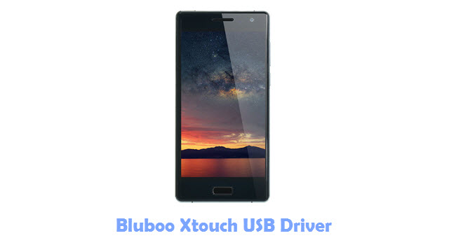 Download Bluboo Xtouch USB Driver