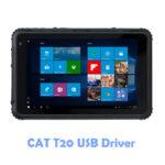 Download CAT T20 USB Driver