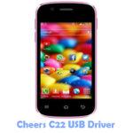 Download Cheers C22 USB Driver