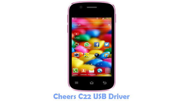 Download Cheers C22 USB Driver