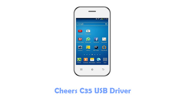 Download Cheers C35 USB Driver