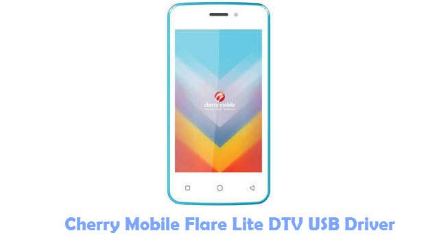 Cherry Mobile Flare Lite DTV USB Driver