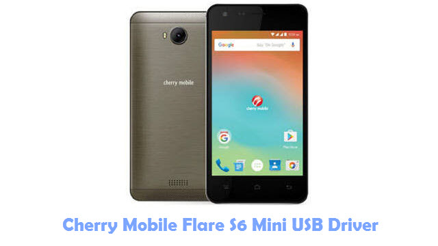 Download Cherry Mobile Flare S6 Mini USB Driver