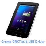 Download Croma CRXT1075 USB Driver