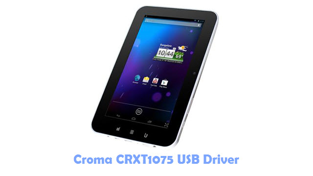 Download Croma CRXT1075 USB Driver