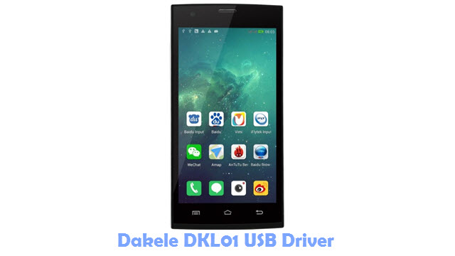 Dakele DKL01 USB Driver