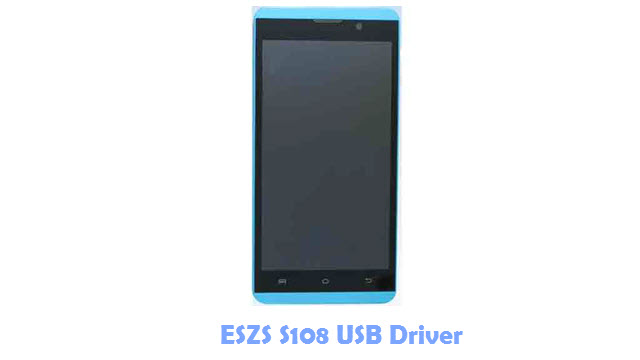Download ESZS S108 USB Driver