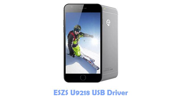 Download ESZS U9218 USB Driver
