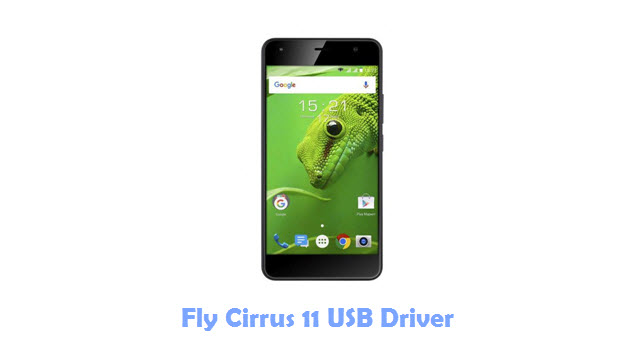 Fly Cirrus 11 USB Driver