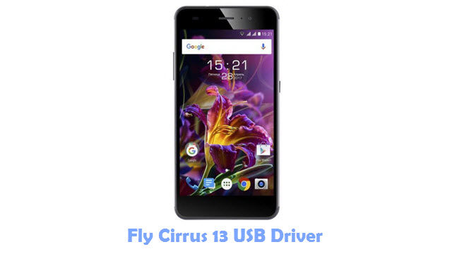 Fly Cirrus 13 USB Driver