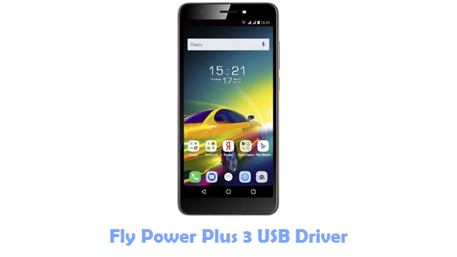 Fly Power Plus 3 USB Driver