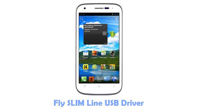 Fly SLIM Line USB Driver