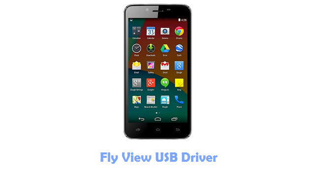 Fly View USB Driver