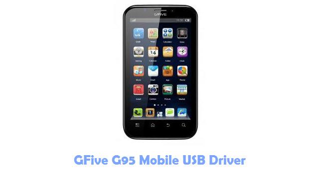 GFive G95 Mobile USB Driver