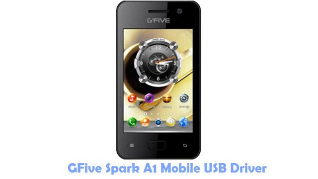 GFive Spark A1 Mobile USB Driver