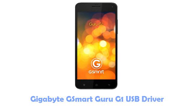 Download Gigabyte GSmart Guru G1 USB Driver