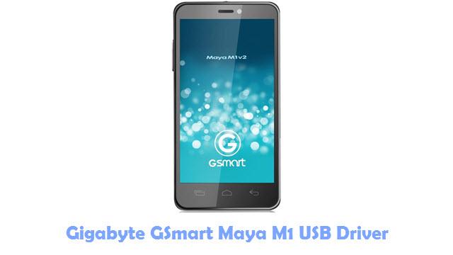 Gigabyte GSmart Maya M1 USB Driver