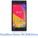 Download GoodOne Honor U9 USB Driver