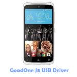 Download GoodOne J3 USB Driver