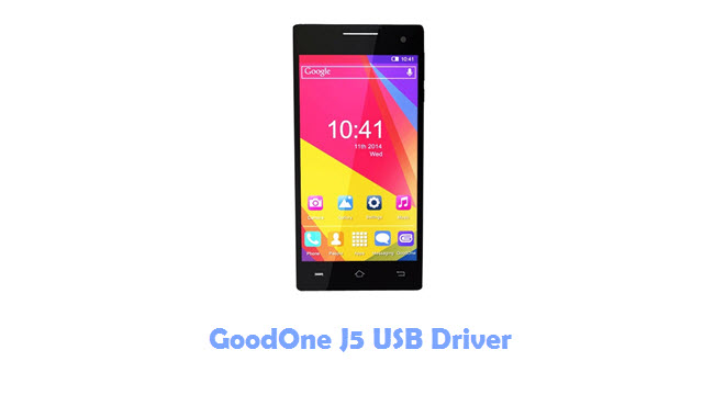 Download GoodOne J5 USB Driver