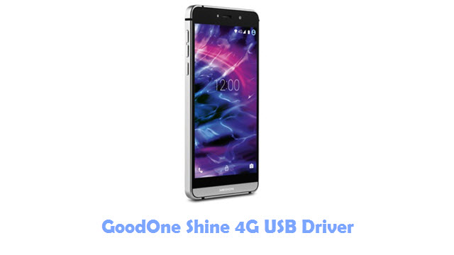 GoodOne Shine 4G USB Driver