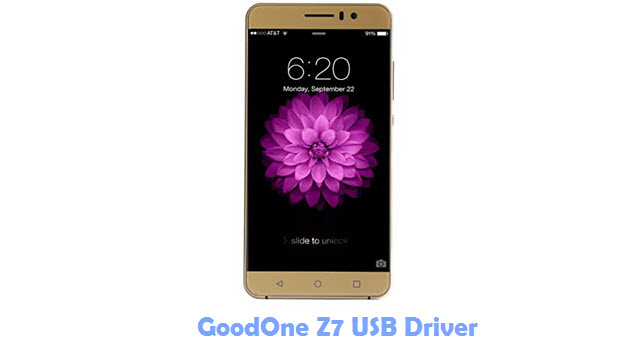 Download GoodOne Z7 USB Driver