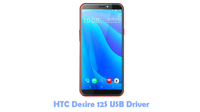 Download HTC Desire 12S USB Driver