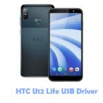 HTC U12 Life USB Driver