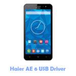 Download Haier AE 6 USB Driver