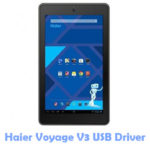 Download Haier Voyage V3 USB Driver