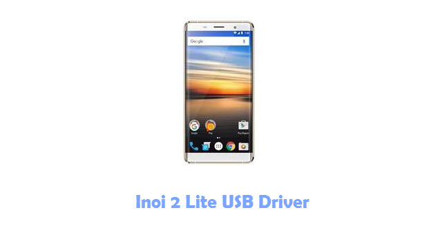 Inoi 2 Lite USB Driver