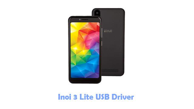 Inoi 3 Lite USB Driver