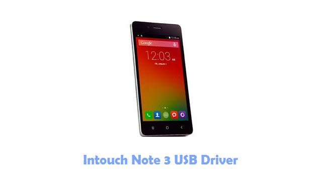 Download Intouch Note 3 USB Driver