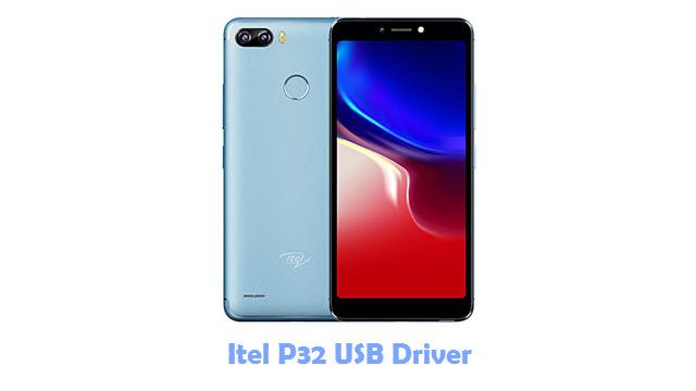 Download Itel P32 USB Driver